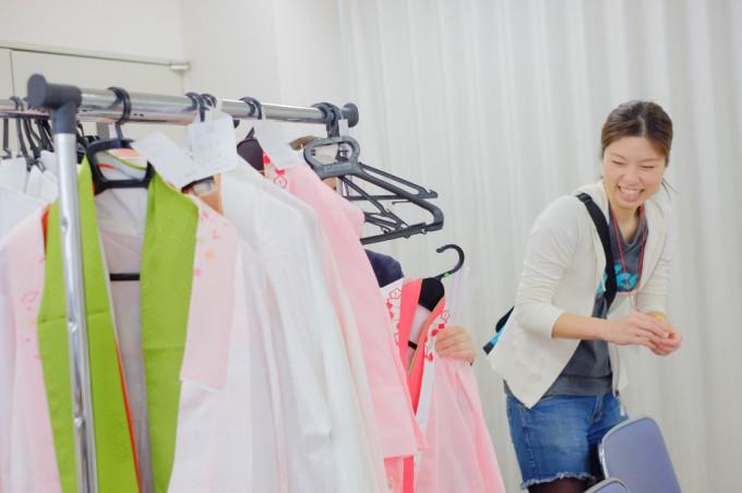 着物の管理