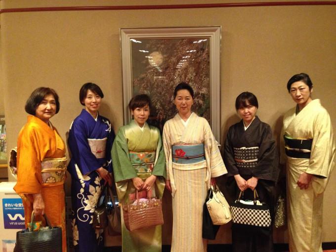 きもので明治座五月花形歌舞伎
