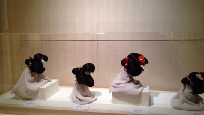 ポーラ文化研究所40周年記念「祝いのよそほい」展を見に