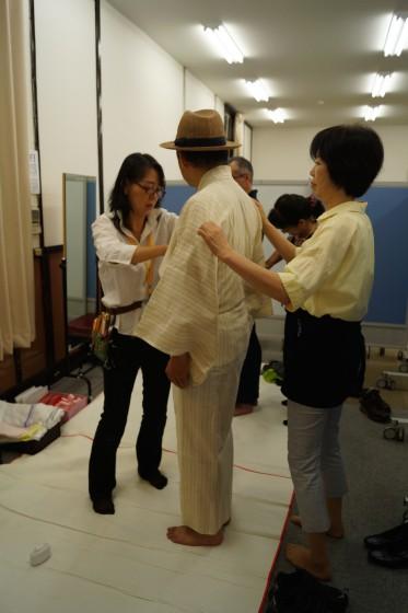 相模女子大学での撮影会「5年目の笑顔を浴衣姿で」