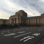 近代日本史を見に、聖徳記念絵画館へ